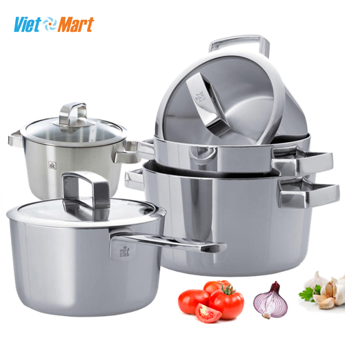bo noi bk conical Glas 5 chiec inox 304 anh minh hoa