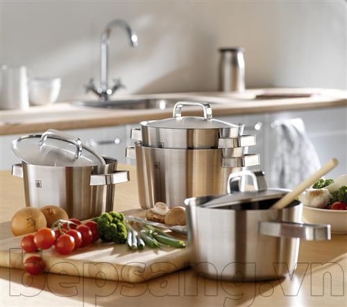 Bộ nồi BK Conical được sử dụng rộng rãi trong nhiều căn bếp của các gia đình tại Hà Lan