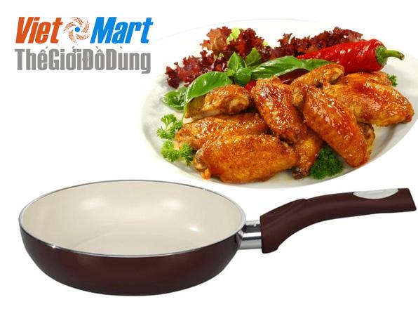 Chảo chông dính bếp từ ELo cao cấp nhập khẩu