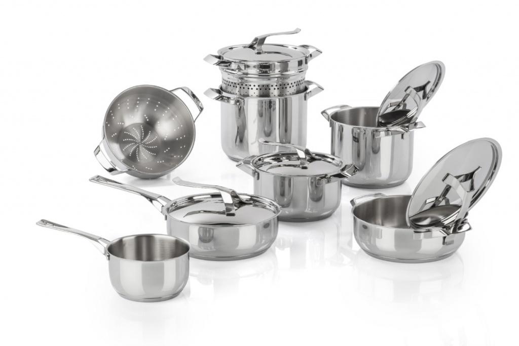 Bộ nồi inox Barazzoni My Pot nhập khẩu ITALIA