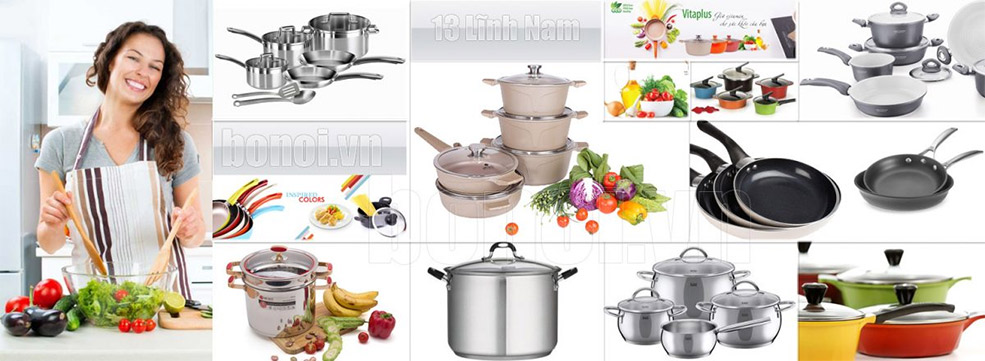 Đồ dùng nhà bếp – Thiết bị nhà bếp – Dụng cụ nhà bếp