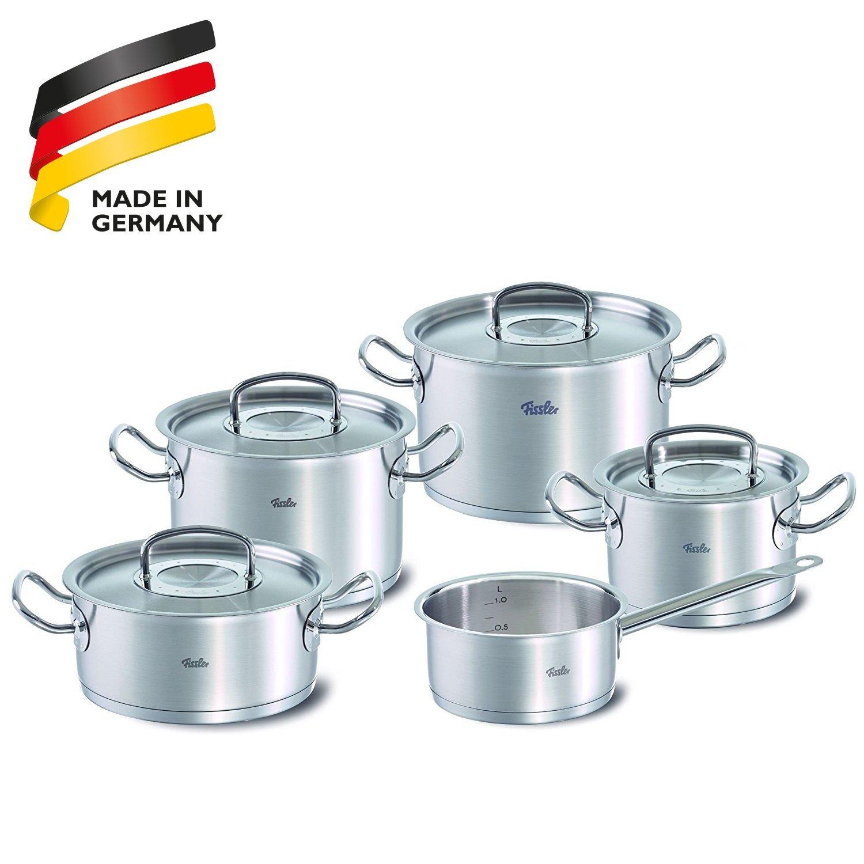 Bộ nồi Fissler Original Profi nhập khẩu Đức, chất lượng cao nhất