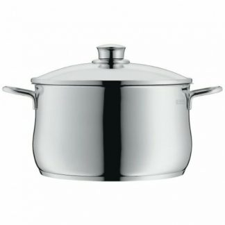 Nồi inox WMF Brilliant High Casserole 24cm With Lid