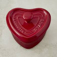 Nồi Staub-Cocotte Small Heart 12cm